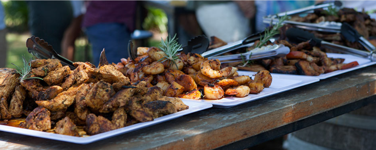 Punt Road Wines - Self-Catered BBQ Hire 1 - 20 pax