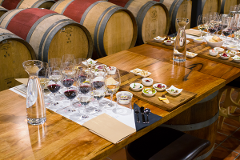 Behind The Scenes Tour with Food and Wine Pairing Experience