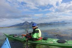 Privatlektion 3 timmar havskajak // Private lesson 3 hours sea kayak