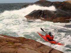 Rough Water Handling James Stevenson 2020