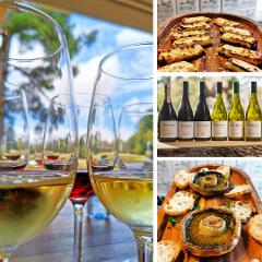 Winkipop Wine Pairing Experience at Bellbrae Estate