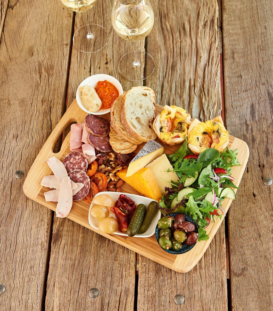 Faber Lunch Platter