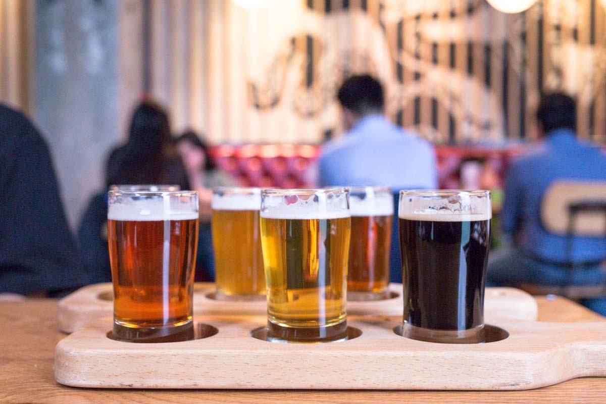 Beijing Craft Beer Tour