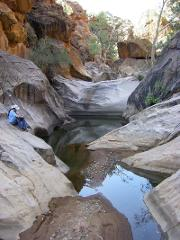 Half Day Roma Gorge or Redbank Gorge & Gosse Bluff