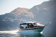 Wanaka Water Taxi Mou Waho Island Tour