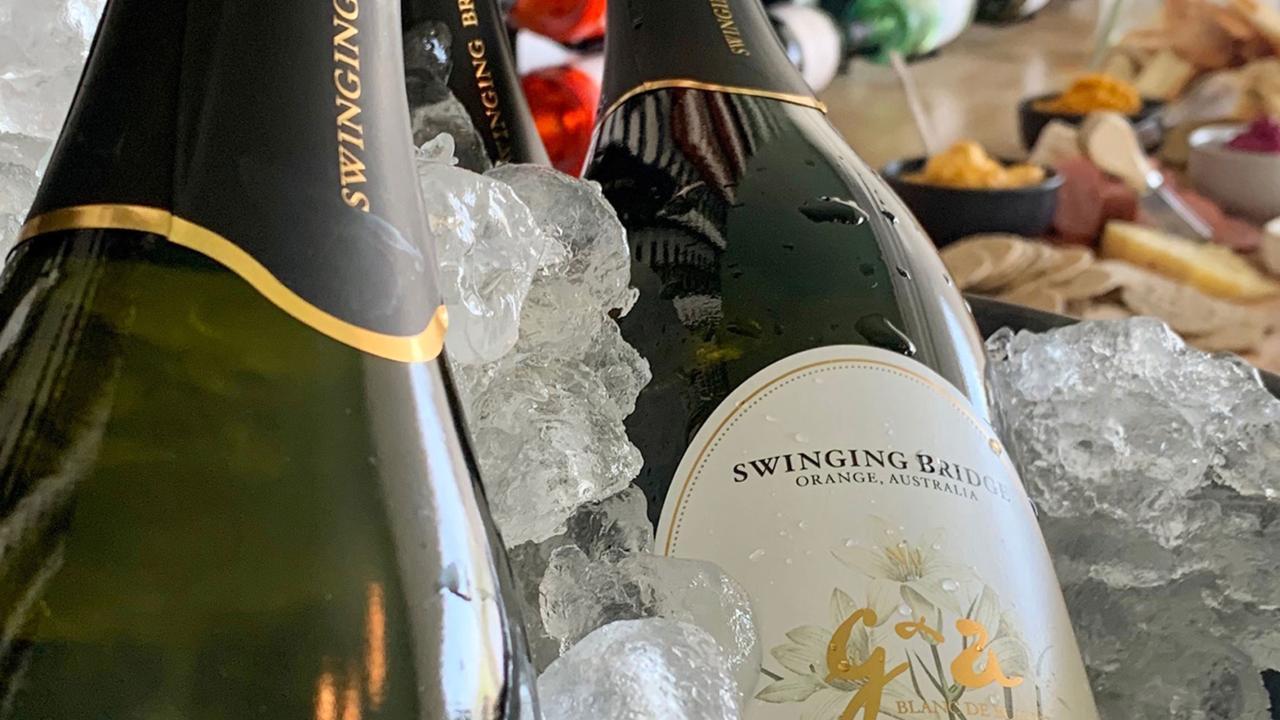 Swinging Bridge Sparkling & Oyster Bar