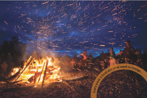Fire, Stars & Sparkles