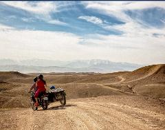 The Desert Ride - 6h (Price is per sidecar)