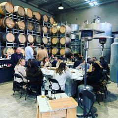 Guided wine, beer and cider tasting