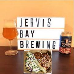 Jervis Bay Brewing & Black Sheep smoked meats - July 2