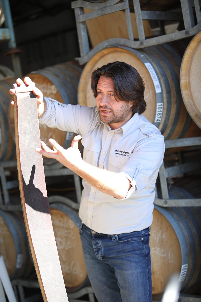 Winemakers guided tour