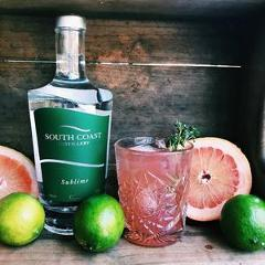 South Coast Distillery Gin, Cocktail, Cheese and Charcuterie night - August 7