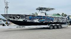 Offshore Fishing with Captain Bobby Kenney- 39 ft. Contender w/ Triple 300 H.P. Yamahas. $2000.00 + fuel. Fuel Avg. is $550.00.