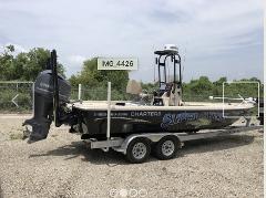 Inshore Fishing with Capt. William Bradford--24ft. Blue Wave-300 HP Yamaha.