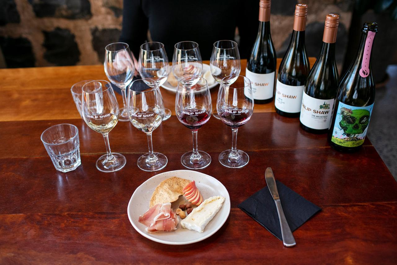 Koomooloo Taste & Plate - Wine Tasting $25