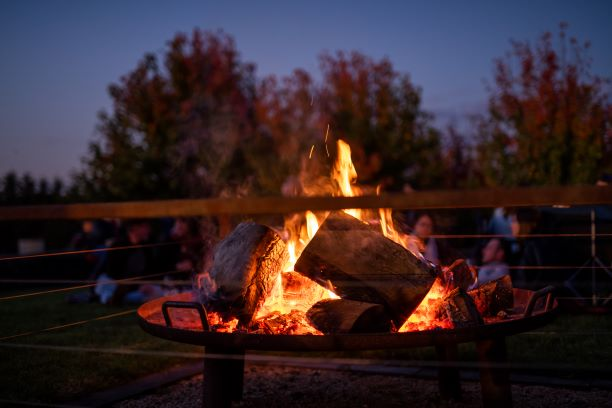 Smoke & Fire Dinner at Philip Shaw Wines