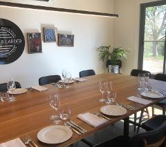 Lunch with a wine tasting @ Ross Hill Wines