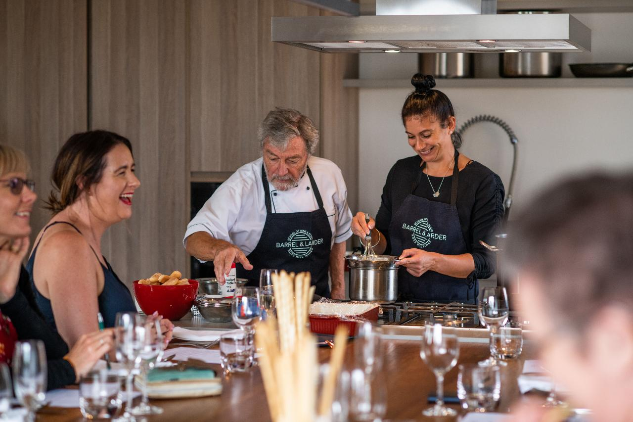 Vegetarian Masterclass with Michael Manners - Thursday 26th August 2021