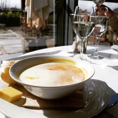 Soup & Wine