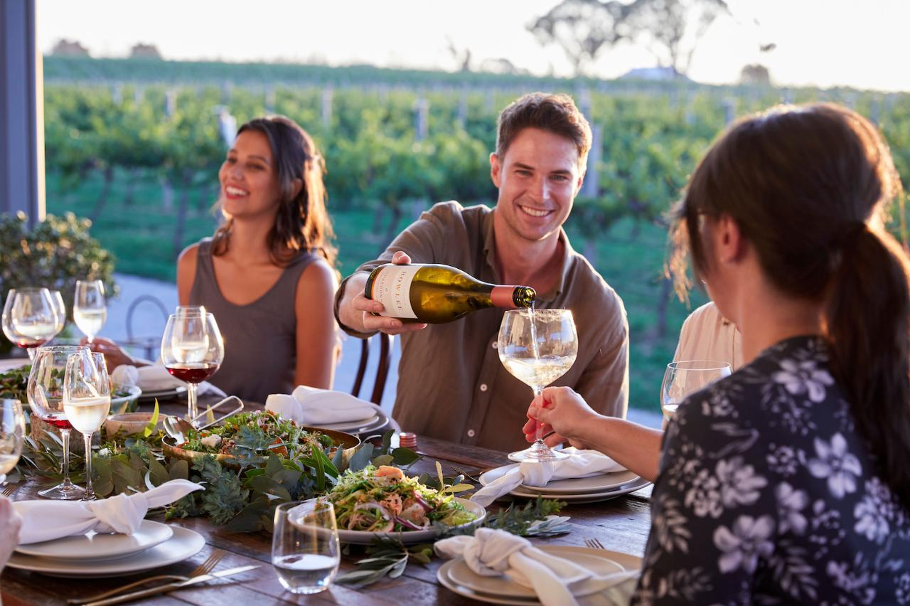Vine to Table - ATV Tour, Sensory Wine Experience and Lunch