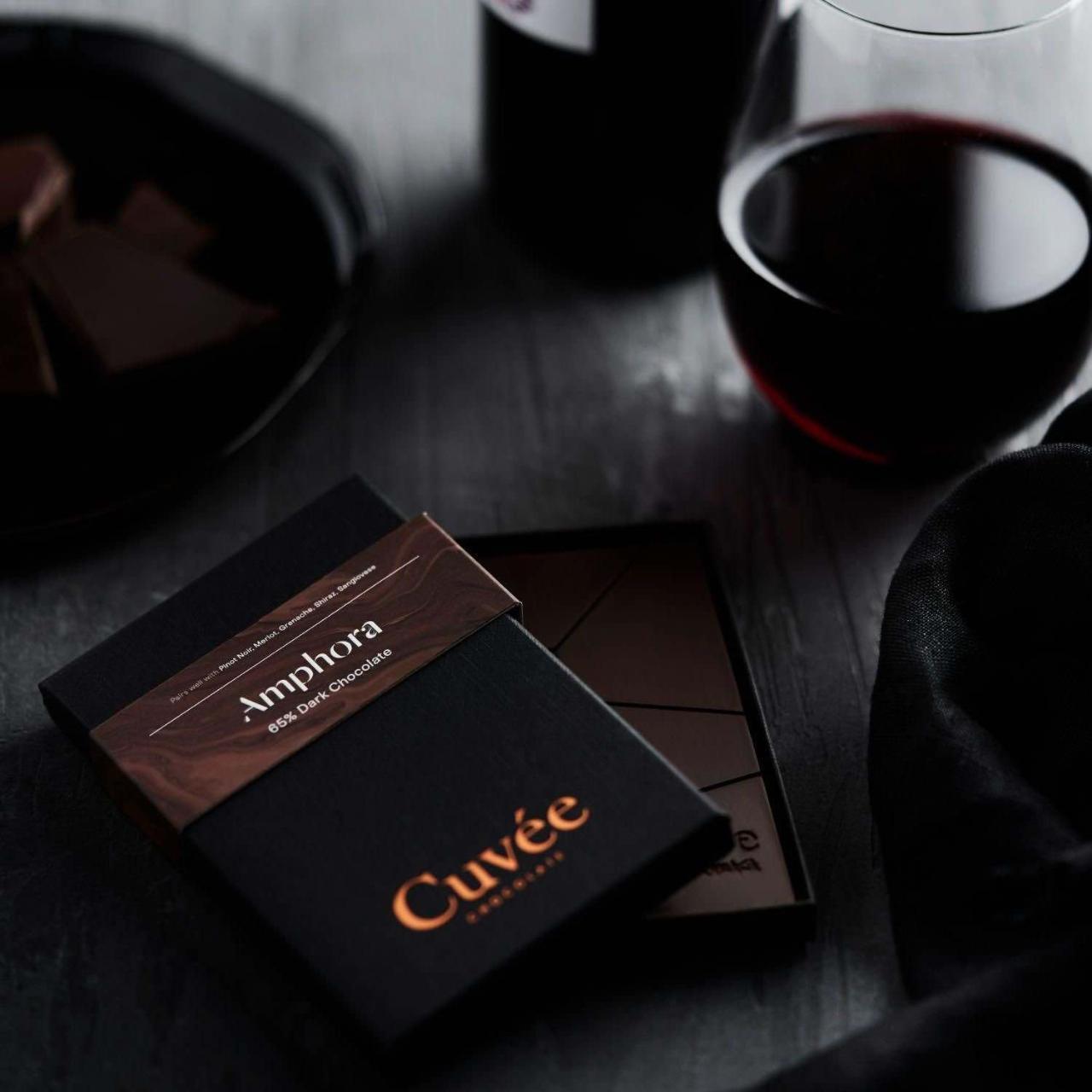 Cuvée Chocolate Masterclass - Orange Wine Festival 2021