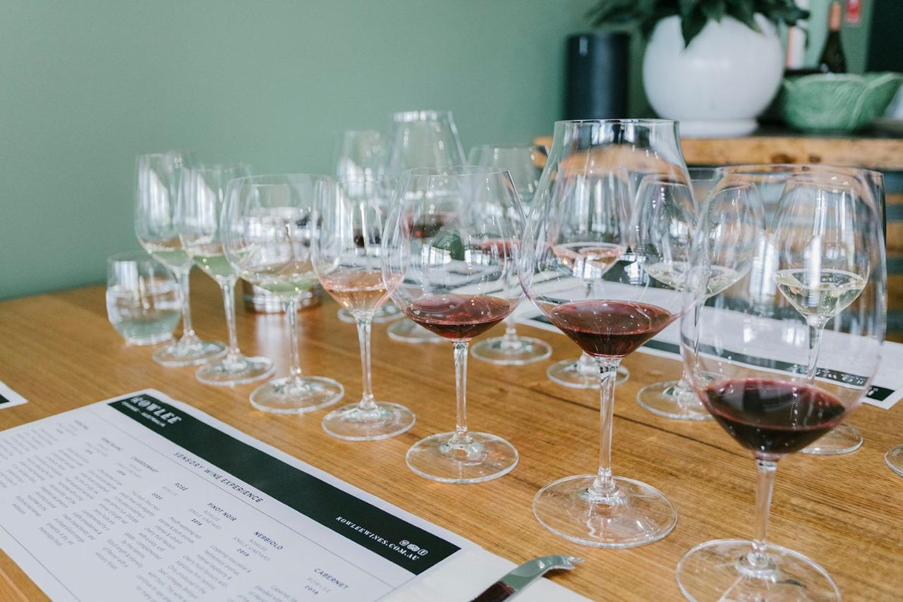 Sensory Wine Experience