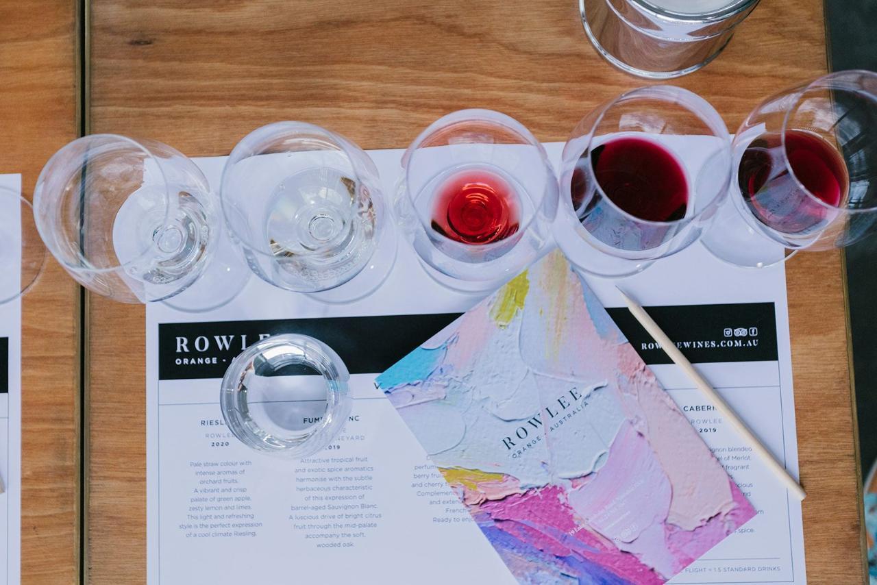 Wine Club Member Tasting Experience