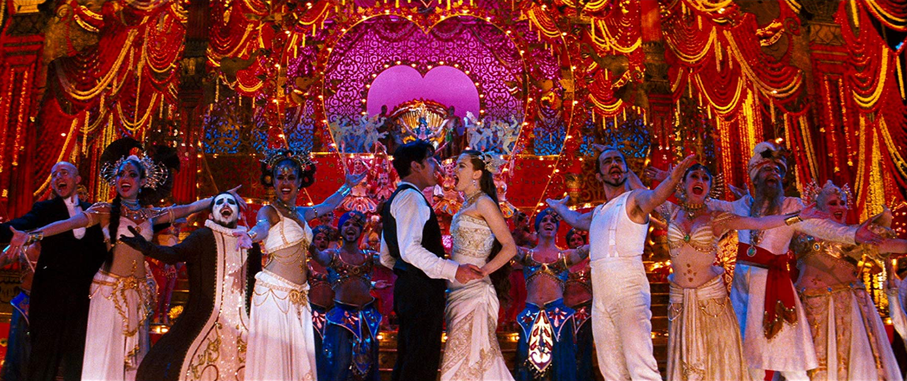 Popeye Pictures 'Moulin Rouge'