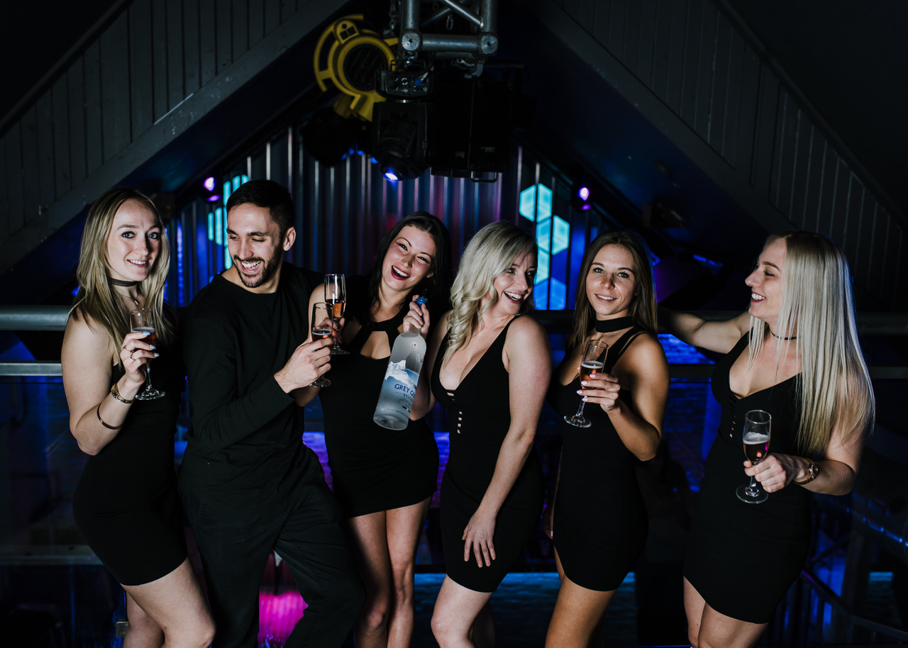 Ultimate VIP (Sky Booth) Bachelor Party