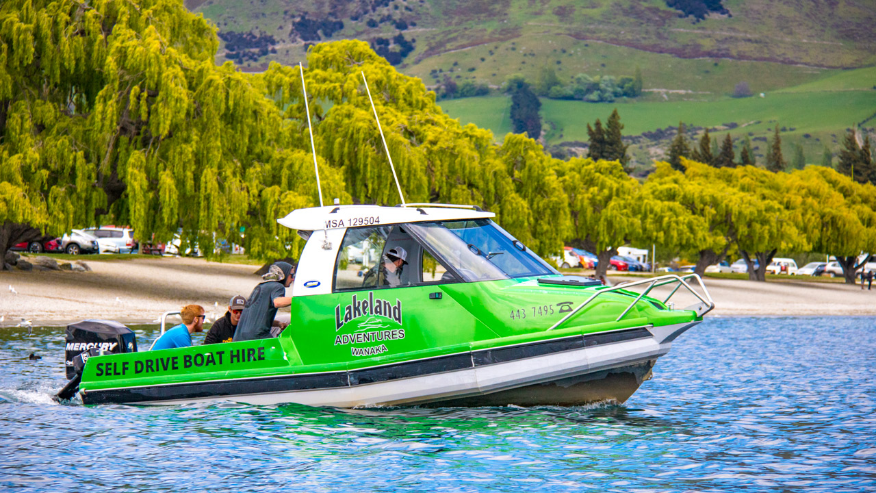 Power Boat Hire