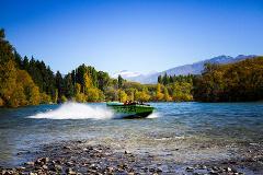 Wanaka Jet Boat Ride | Early Bird Special (10AM) | Lake Wanaka & Clutha River