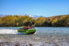 Lakeland Jet Boat Adventure | Lake Wanaka & Clutha River