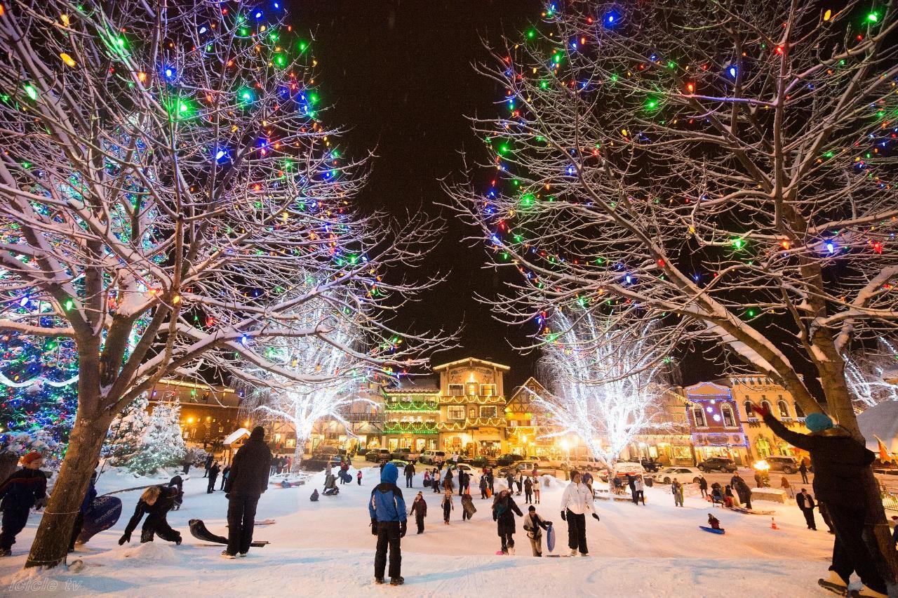 Leavenworth Winter Day Excursion