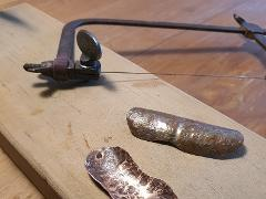 """COPPER CREATIONS"" 3 Hour Metal Art Workshop"