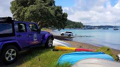 """Unique Private Tour of the Bay of Islands 5 Hour """"RUSSELL ROLLICK"""""""