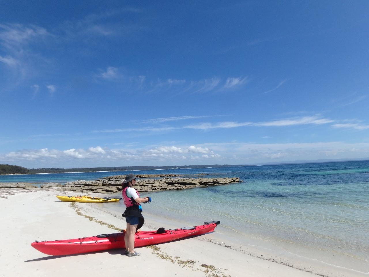 Sea Kayak Hire, All Day