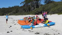 Kids Kayak Clinic