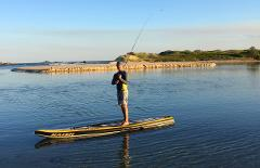 Inflatable Stand Up Paddle Board Hire, All Day