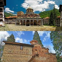 Rila monastery + Boyana church: Private transfer