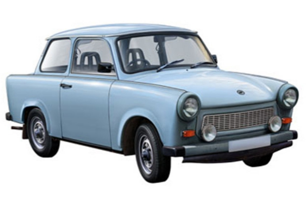 Trabant 2h Retro Car Tour