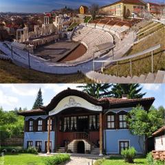 Plovdiv + Koprivshtitsa