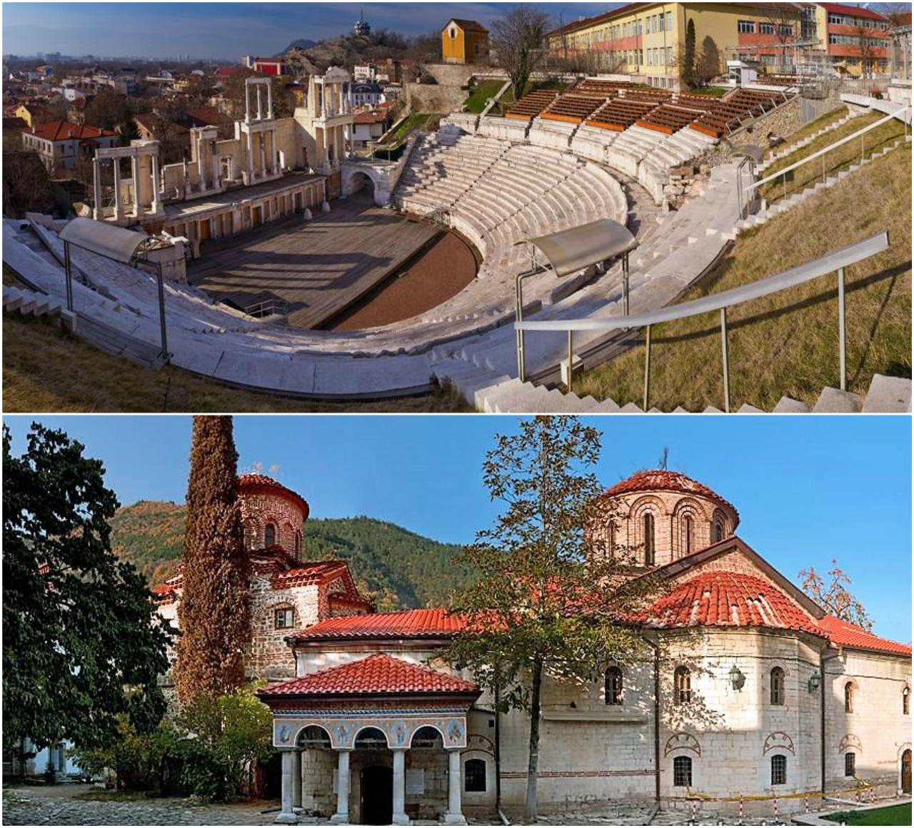 Plovdiv, Bachkovo monastery and Asen's fortress: Private transfer