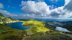 7 Rila lakes