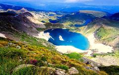 7 Rila lakes : Small group trip with a mountain guide