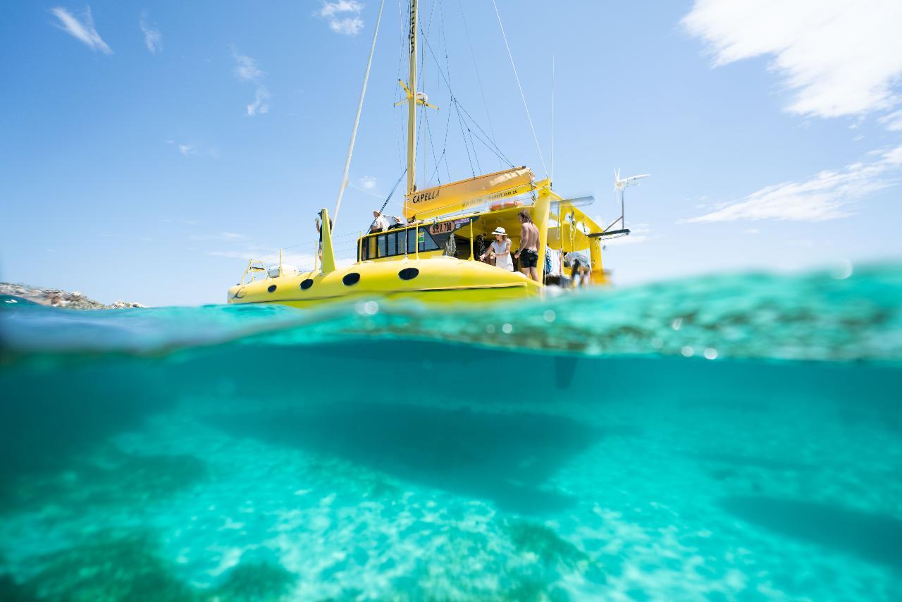 Gift Voucher - Rottnest Island Snorkel & Sail