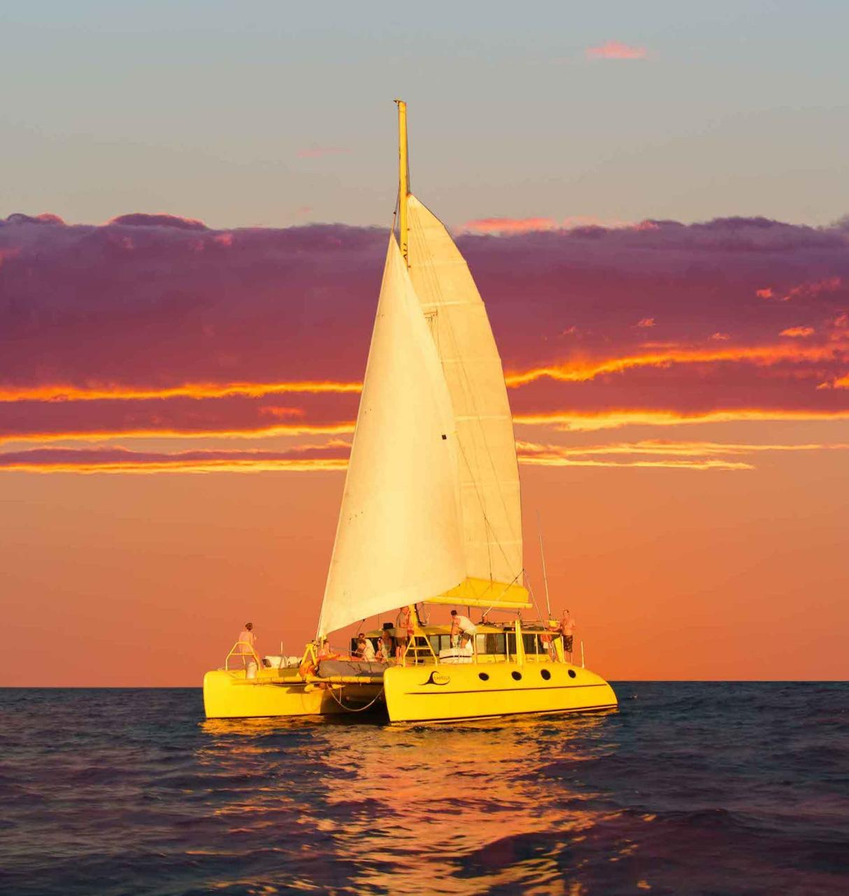 Fremantle Sunset Sail - 2hrs