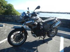 BMW F 700 GS Motorcycle Rental