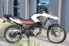 BMW G 650 GS  Motorcycle Rental