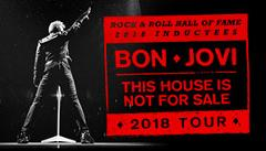 BON JOVI 2018 TOUR - THIS HOUSE IS NOT FOR SALE - Saturday 1st of December 2018  - SOLD OUT