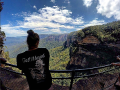 Blue Mountains Full Day Adventure | BBQ lunch | Wild Kangaroos | Waterfalls | Social